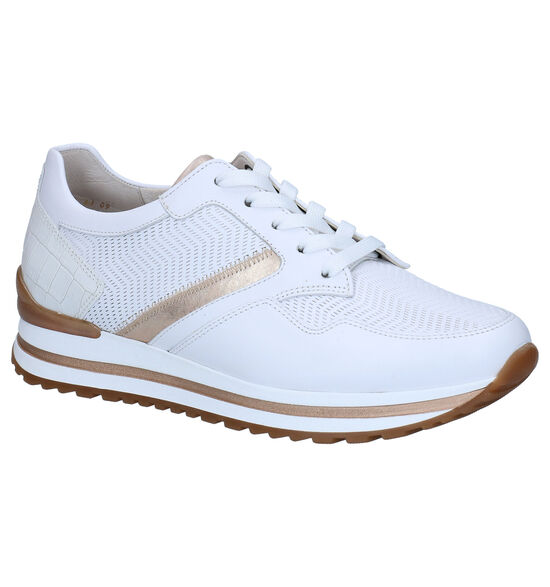 Gabor Optifit Chaussures à lacets en Blanc