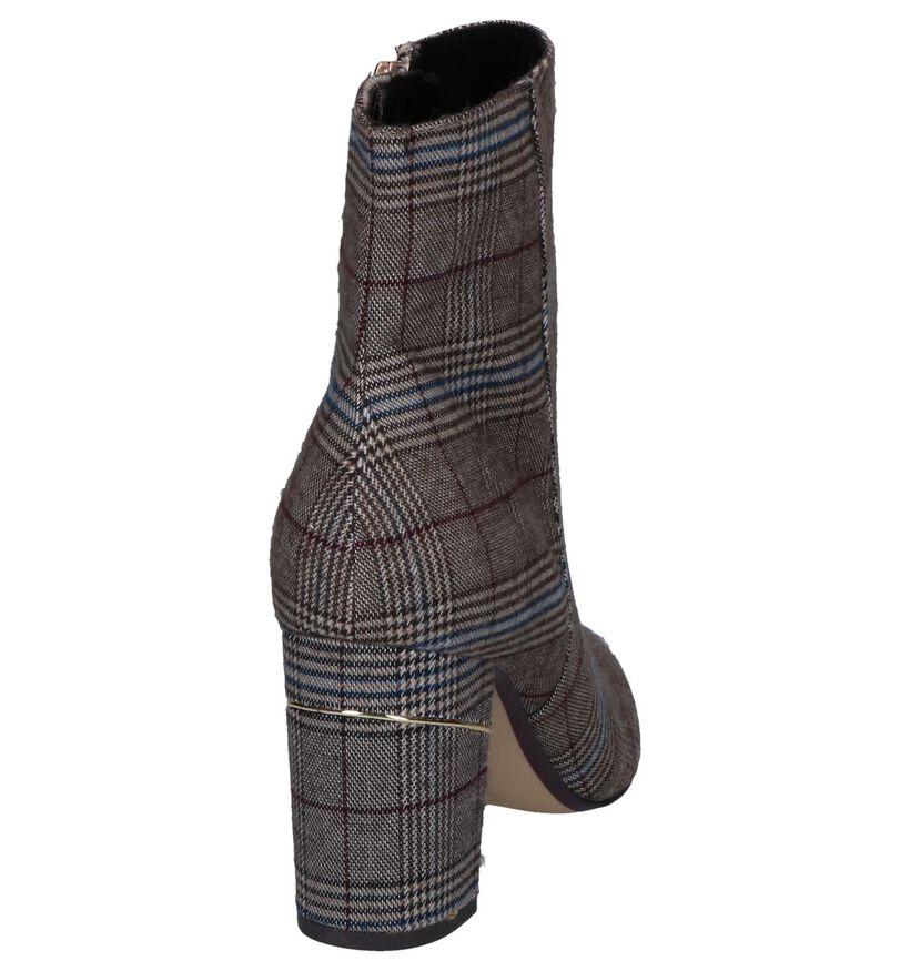 Tamaris TOUCH it Bottillons en Gris en textile (253050)