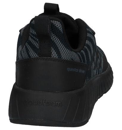 adidas Questar Drive Zwarte Sneakers, Zwart, pdp
