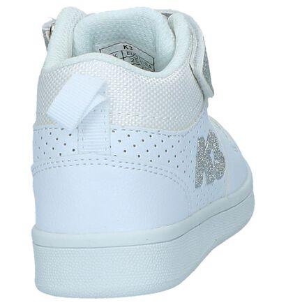 K3 Baskets hautes en Blanc en simili cuir (236947)