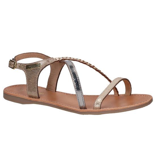 Les Tropeziennes Hanano Bronzen Sandalen