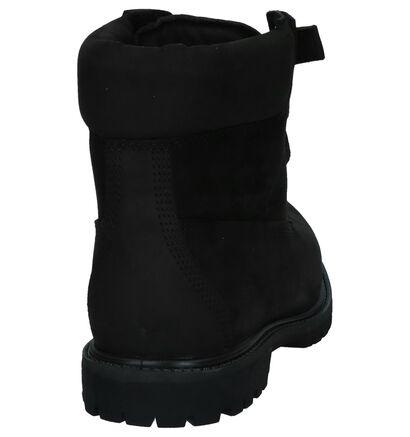 Timberland 6 Inch Premium Convenience Bottines en Noir en nubuck (222511)