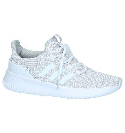 adidas Cloudfoam Ultimate Slip-on en Blanc en textile (237228)