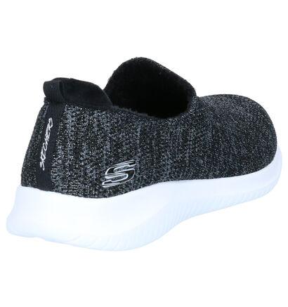 Skechers Slip-on en Noir en textile (264481)