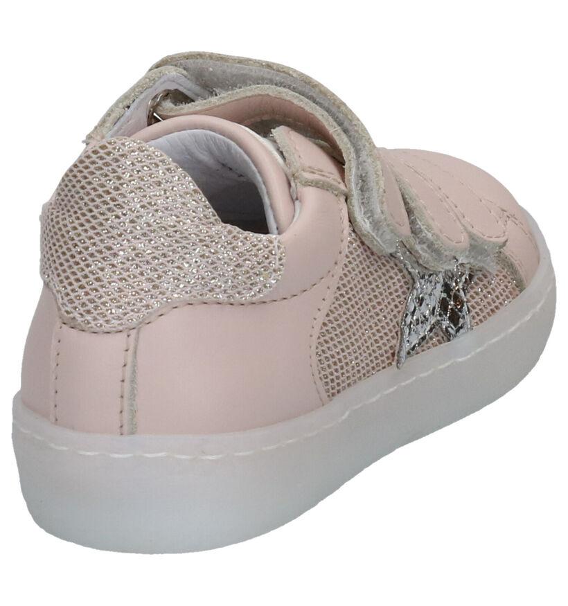 Ciao Bimbi Chaussures pour bébé  en Rose clair en cuir (272137)