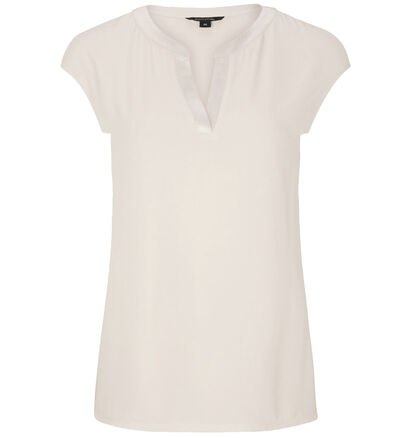 Comma Witte T-shirt (278142)