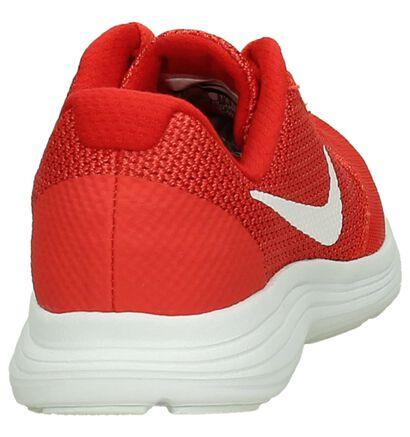 Nike Baskets basses  (Rouge), Rouge, pdp