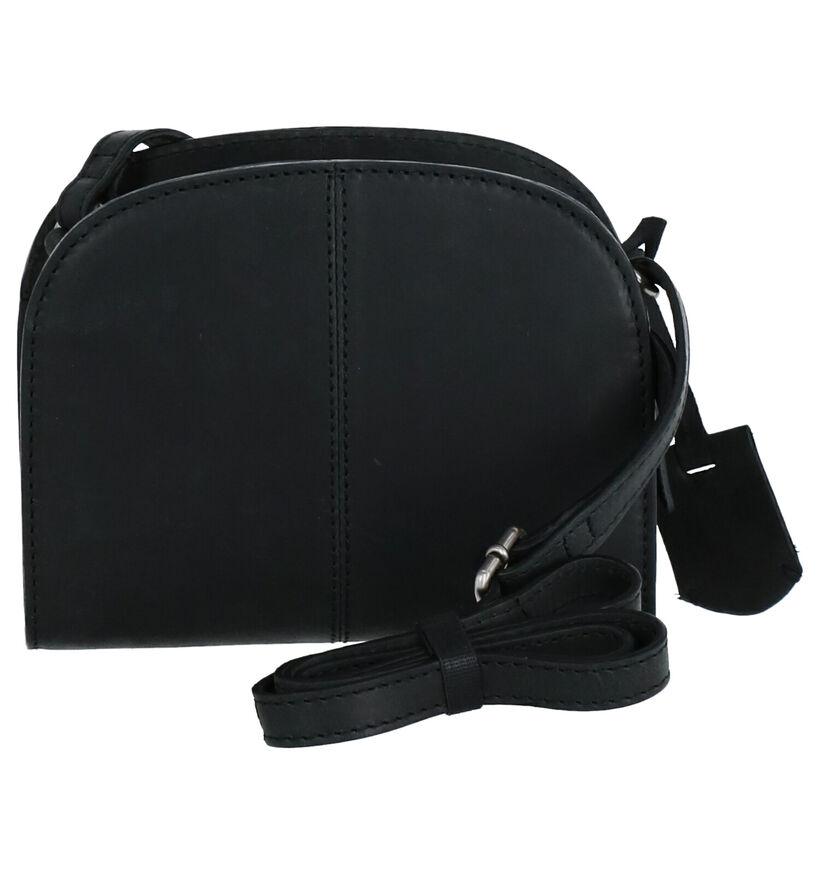 Burkely Sacs porté croisé en Noir en cuir (260965)