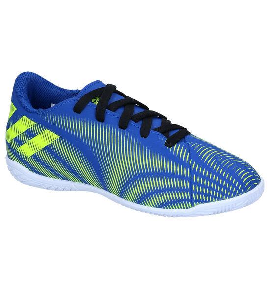 adidas Nemiziz Blauwe Sportschoenen
