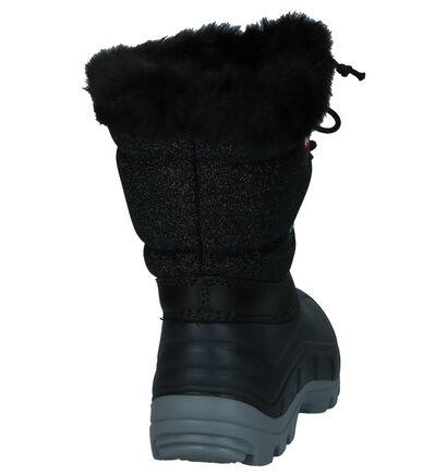 Zwarte Snowboots Olang Ol Patty Lux in kunstleer (230923)