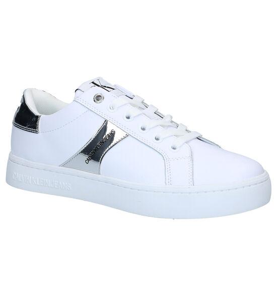 Calvin Klein Witte Sneakers