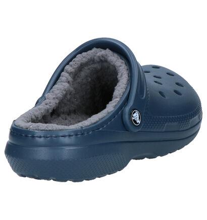 Crocs Classic Zwarte Pantoffels in kunststof (255804)