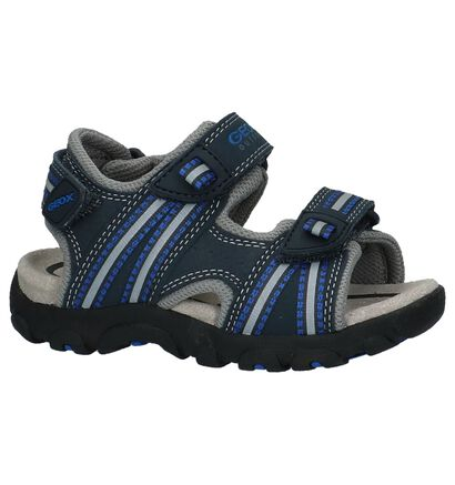 Sandalen Sportief Geox Blauw, Blauw, pdp