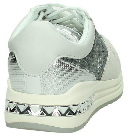 Cafènoir Sneakers basses  (Argent), Argent, pdp