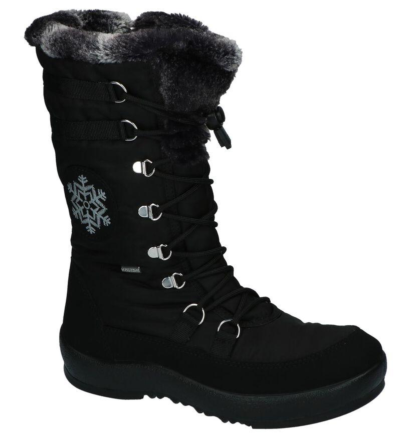 Skandia Bottes de neige en Noir en synthétique (223801)