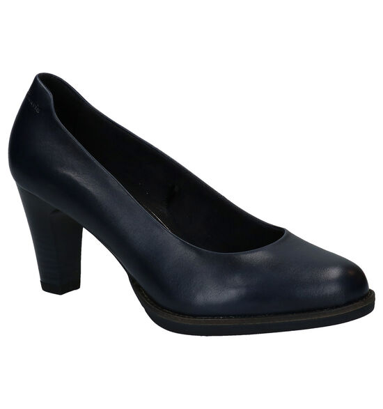 Tamaris TOUCH it Blauwe Pumps