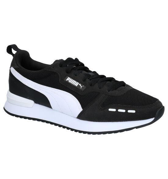 Puma Zwarte Sneakers