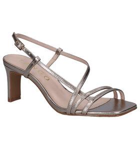 Tango Ava Sandales en Or en cuir (300273)