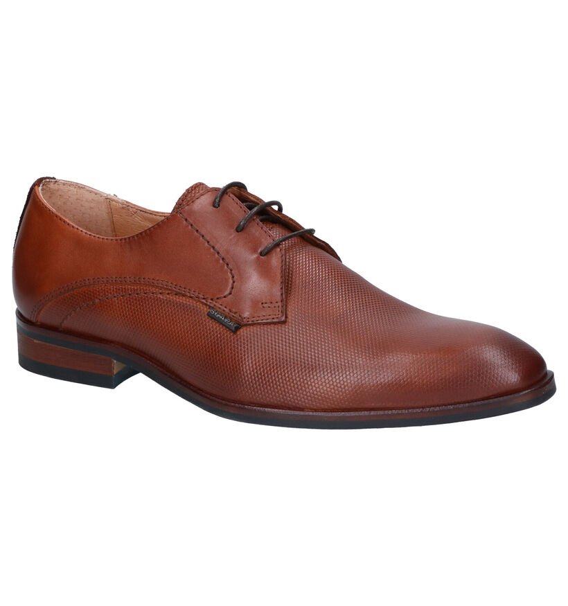 Scapa Chaussures habillées en Cognac en cuir (270334)
