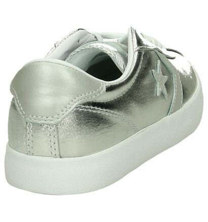 Zilveren Sneakers Converse Breakpoint in stof (191380)