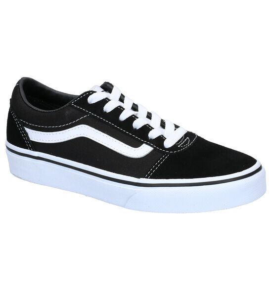 Vans Ward Baskets Skate en Noir
