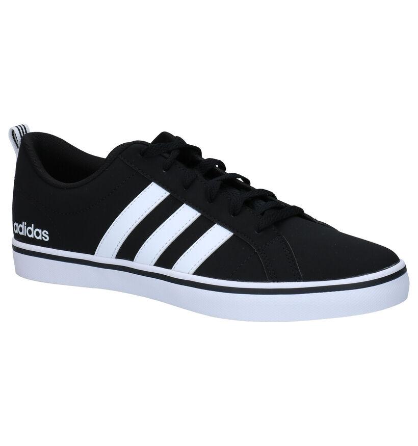 adidas VS Pace Blauwe Sneakers in kunstleer (273818)