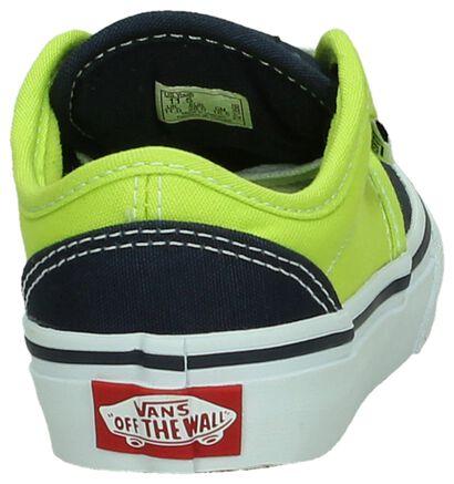Blauw/Groene Vans Atwood Skateschoenen, Blauw, pdp
