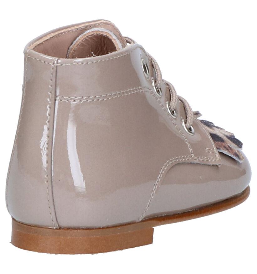 Eli Chaussures pour bébé  en Taupe en verni (260864)