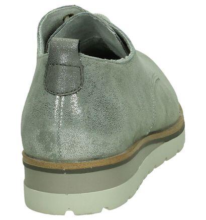 Remonte Chaussures à lacets  (Argent), Argent, pdp