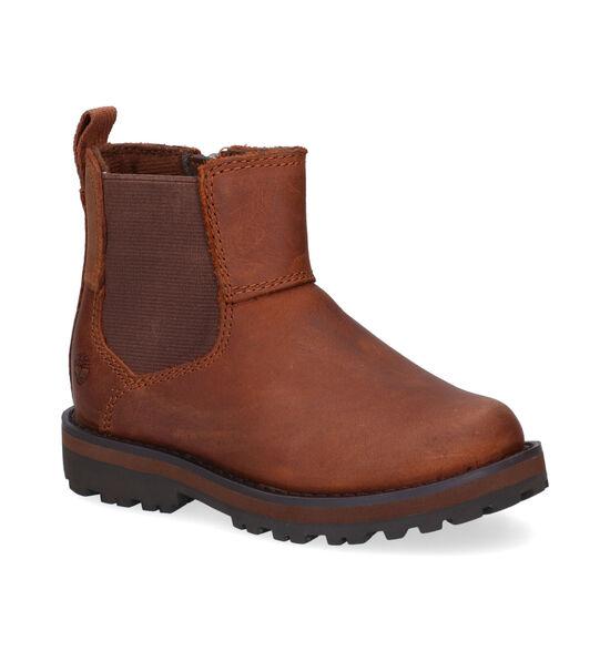 Timberland Courma Kid Bruine Chelsea Boots