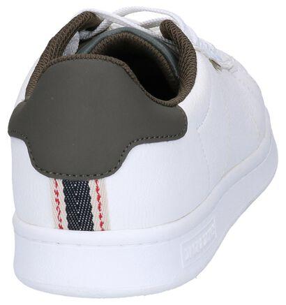 Zwarte Sneakers Jack & Jonges Bane Pu in kunstleer (226241)