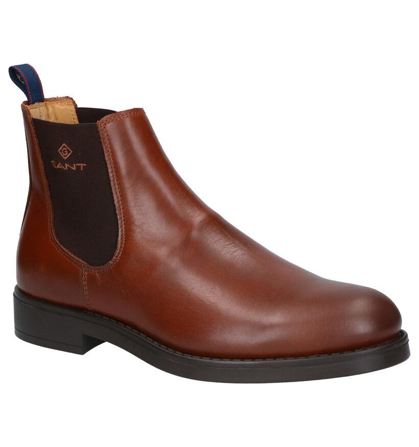Gant Oscar Cognac Boots in leer (261319)