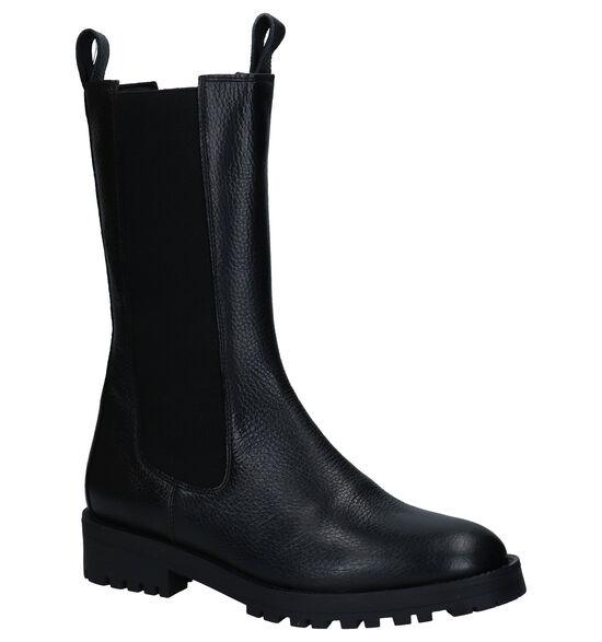 March23 Zwarte Korte Laarzen