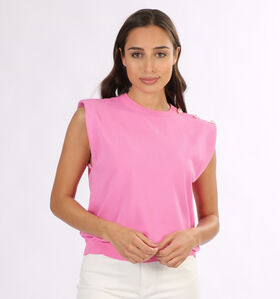 Cherry Paris Blauwe Top (299796)