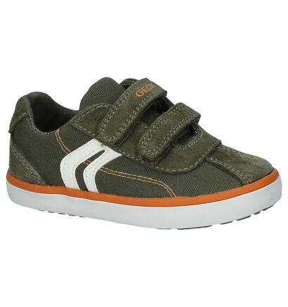 4eb56433fdad80 Geox Chaussures basses (Vert kaki)   TORFS.BE   Livraison et retour ...