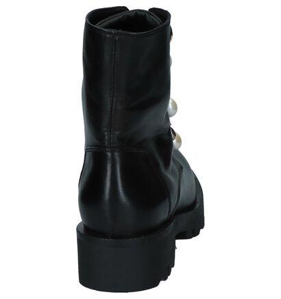 Tosca Blu Zwarte Boots, Zwart, pdp
