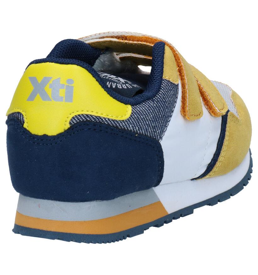 Xti Baskets basses en Multicolore en textile (281196)