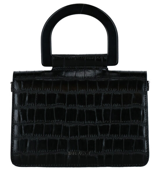 Bulaggi Croc Zwarte Handtas