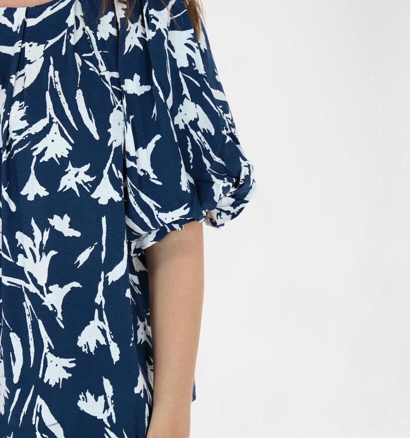 Vila Rumina T-shirt en Bleu (285996)