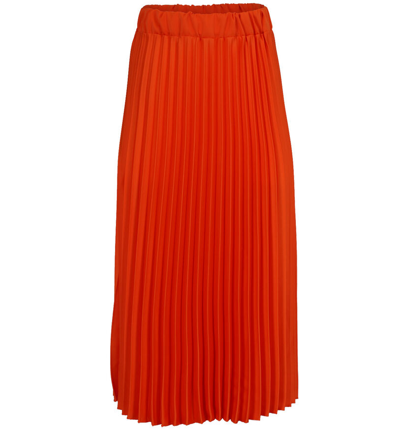 Yelloz Jupe plissée en Orange (279071)
