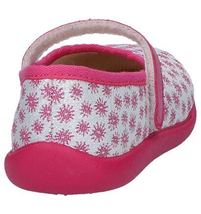 Roze Pantoffels Bellamy Diamant, Roze, pdp
