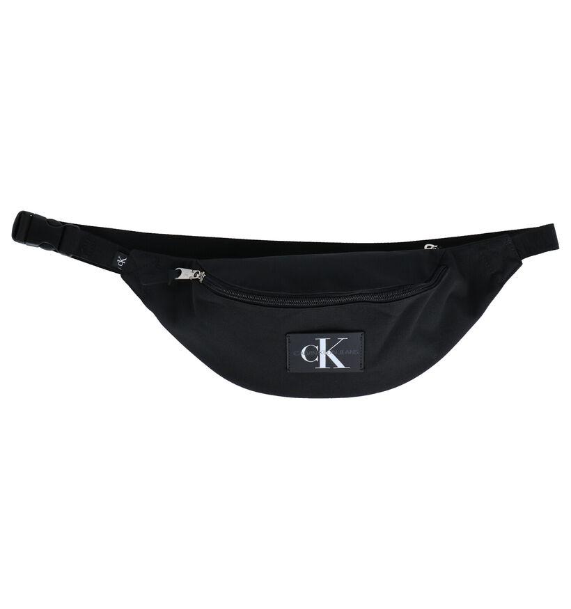 Calvin Klein Accessories Sac banane en Noir en textile (280463)