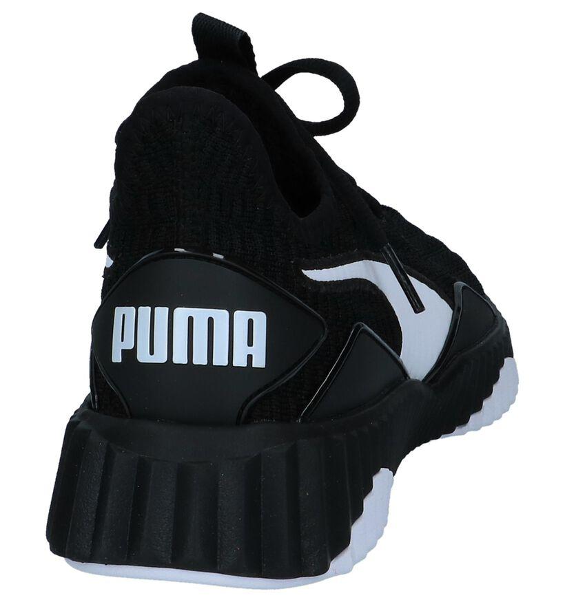 Puma Baskets slip-on en Noir en synthétique (239411)