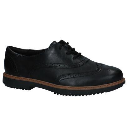 Clarks Chaussures à lacets  (Noir), Noir, pdp