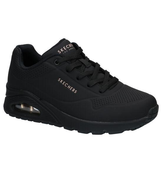 Skechers Zwarte Sneakers