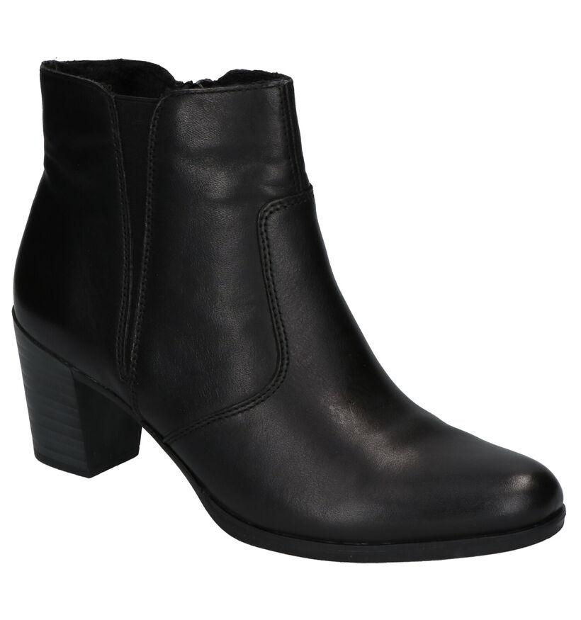 Rieker Bottillons en Noir en cuir (260565)
