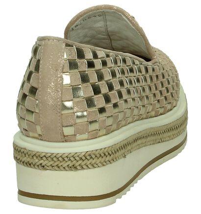 Roze Loafers Altraofficina, Roze, pdp