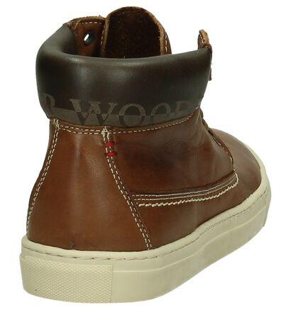 River Woods Chaussures hautes  (Cognac), Cognac, pdp
