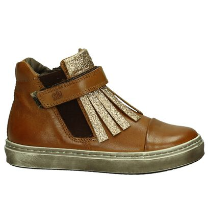 Stones and Bones Icati Boots, Cognac, pdp