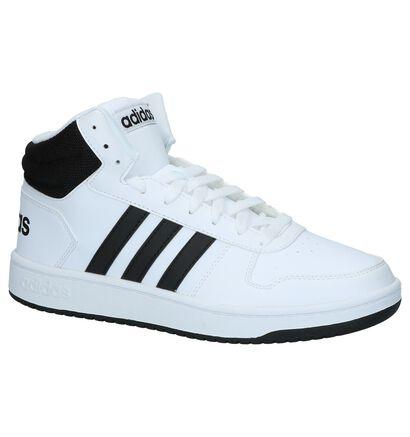 Hoge Sneakers adidas Hoops 2.0 Mid in imitatieleer (237420)